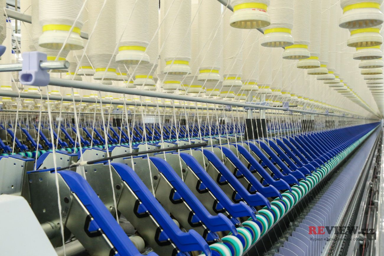 В Узбекистане экспортеров швейно-трикотажной продукции освободят от всех налогов