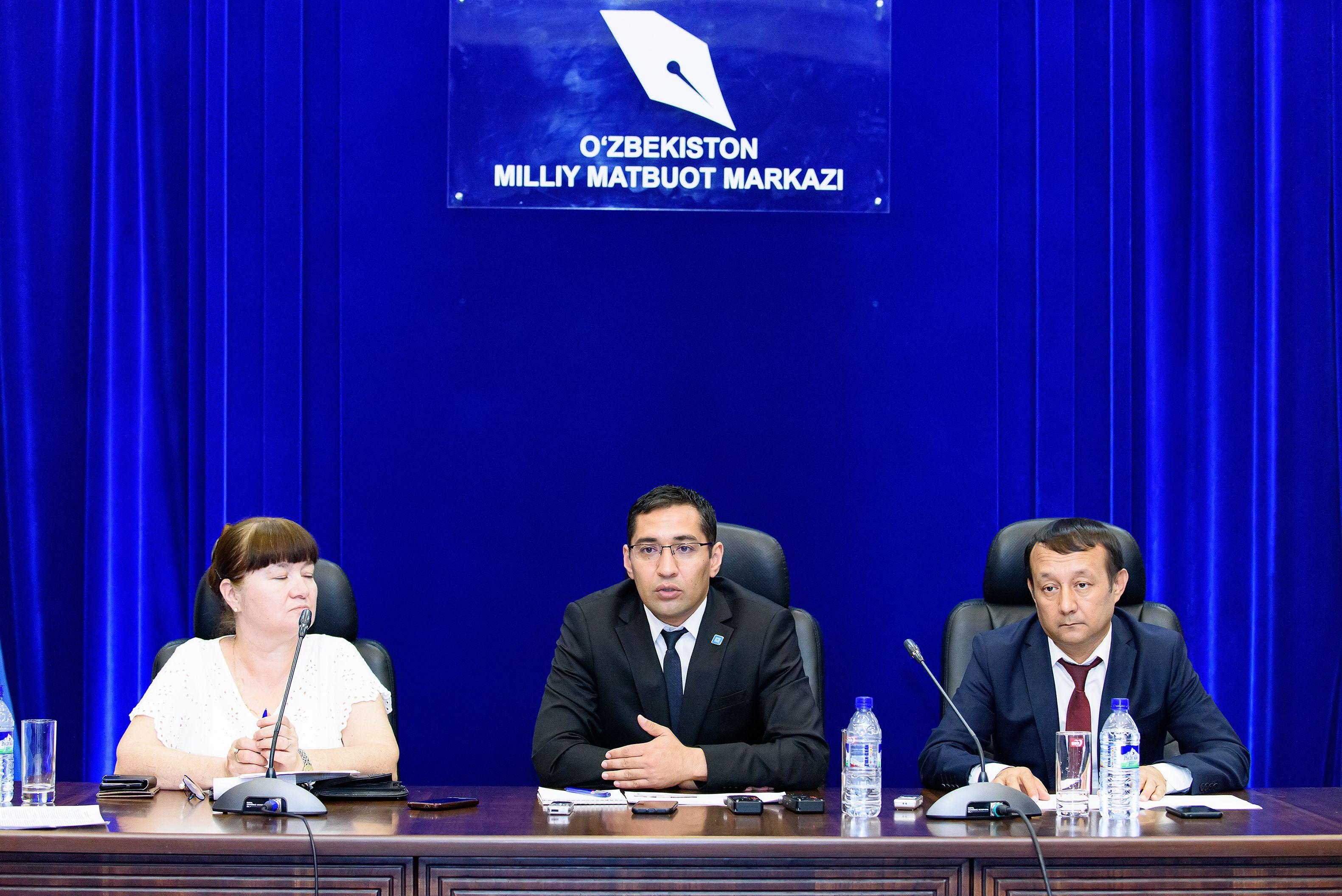 В Ташкенте обсудили развитие системы подготовки квалифицированных кадров для текстильной отрасли