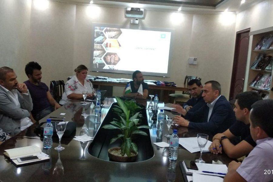 Турецкая корпорация DeFacto намерена открыть представительство в Ташкенте