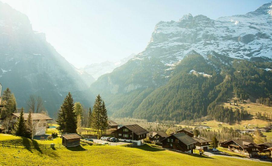 Швейцария. Маркетинговый анализ.