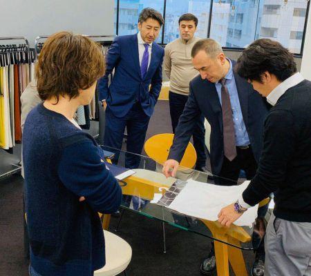 Итоги пребывания делегации Ассоциации «Узтекстильпром» в Японию с целью обеспечения подготовке предстоящего визита на высшем уровне