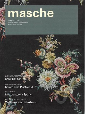 Немецкий журнал Masche рассказал об инвестиционной привлекательности текстильной промышленности Узбекистана