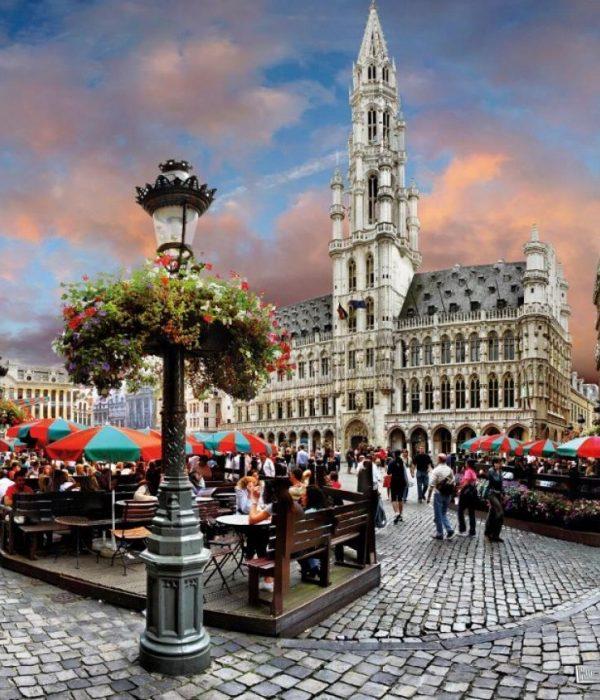Бельгия. Маркетинговый анализ.