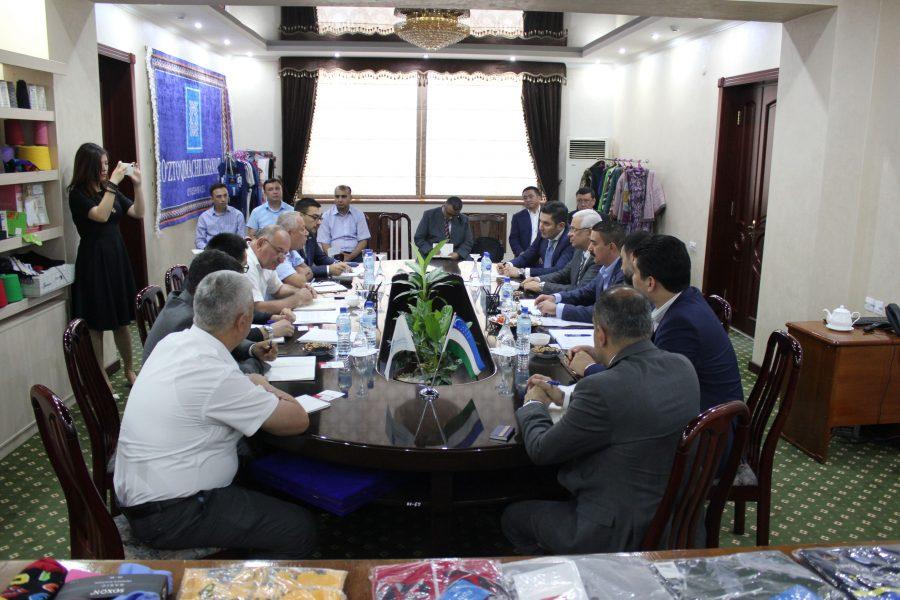 Ajlan and Bros Holding планирует создать хлопково-текстильный кластер в Узбекистане