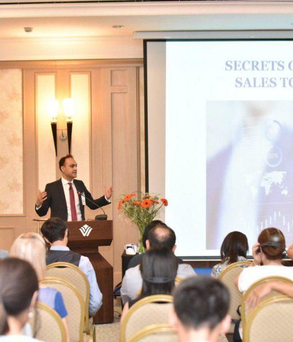 В Ташкенте обсудили «Секреты продаж текстиля в Европу»