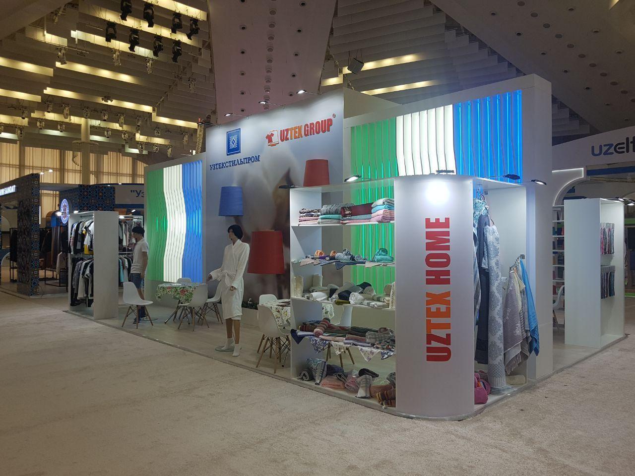 UZTEX GROUP поставит в Беларусь текстиль на $ 25 млн.