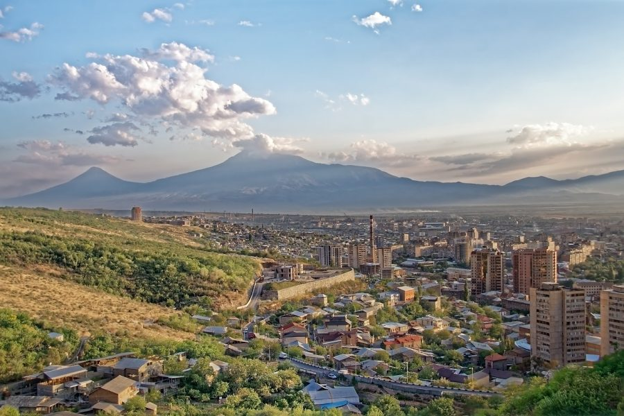 Армения. Маркетинговый анализ.