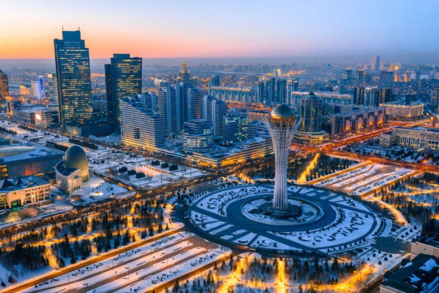 Маркетинговый обзор Республики Казахстан