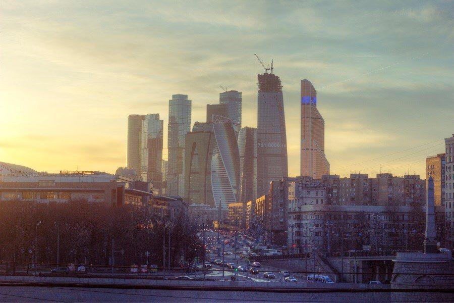 Маркетинговый обзор Российской Федерации