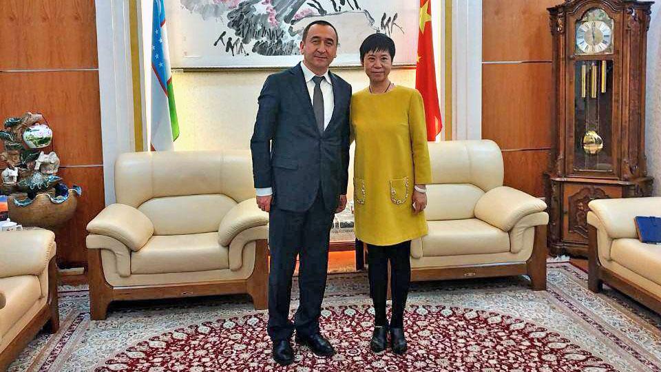 КИТАЙ – надежный бизнес партнер текстильной отрасли Узбекистана