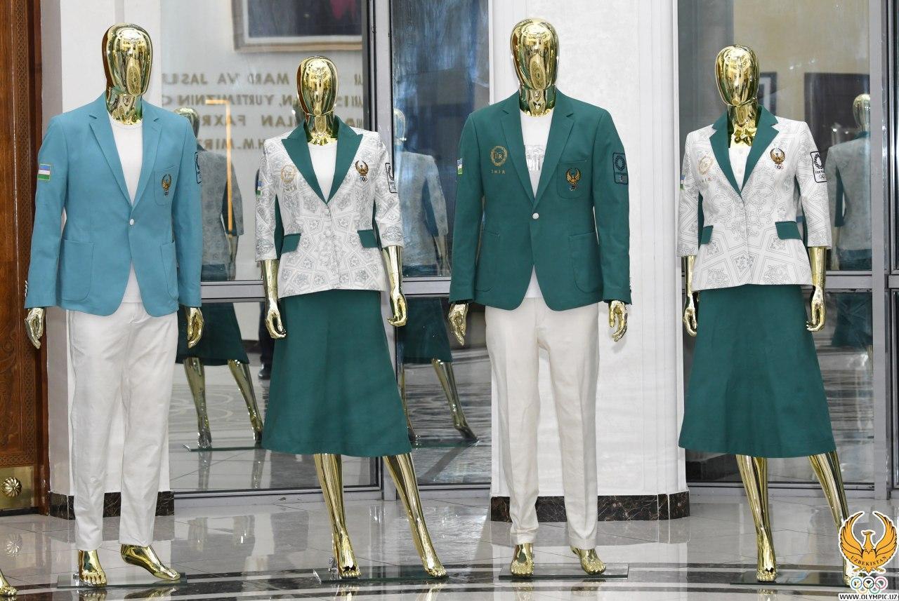 """Токио 2020: """"Произведено с любовью"""" для национальной олимпийской сборной"""